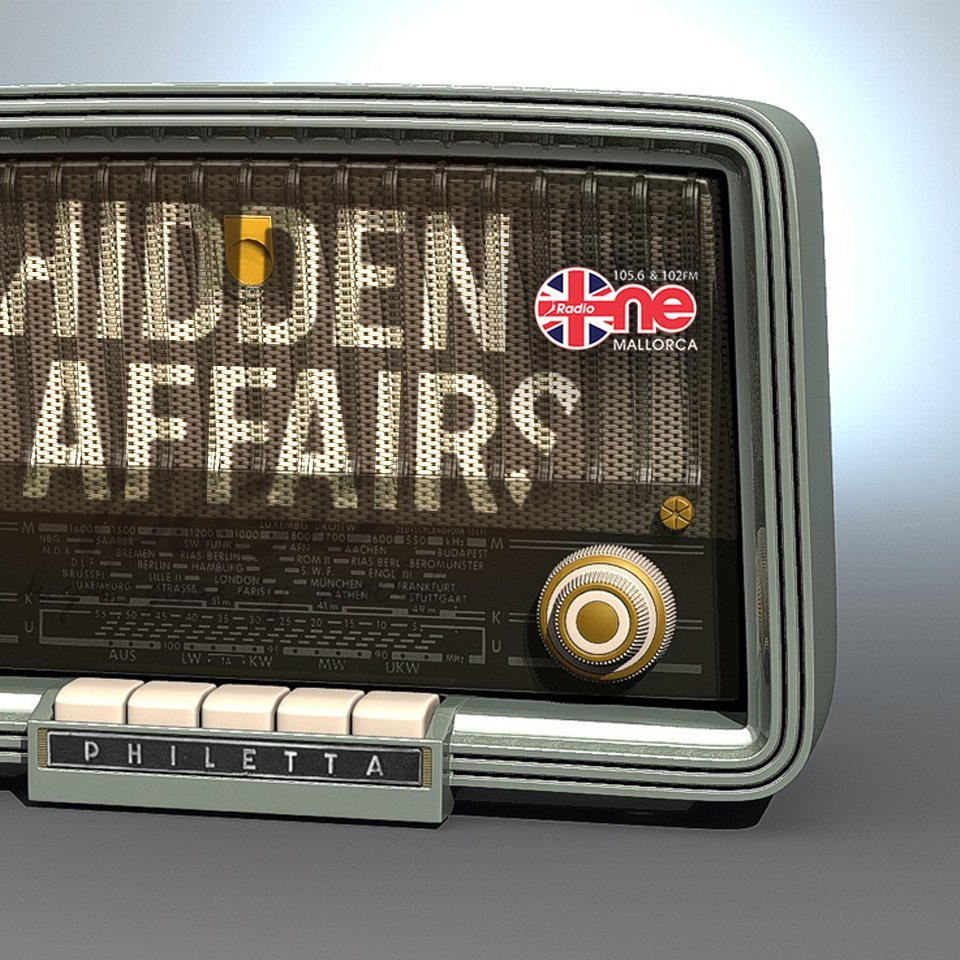 HIDDEN AFFAIRS | mixtape 1602