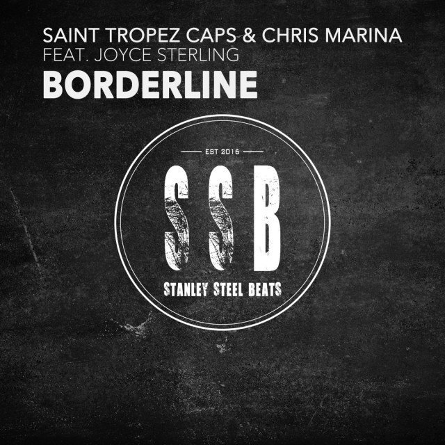 BORDERLINE by Chris Marina