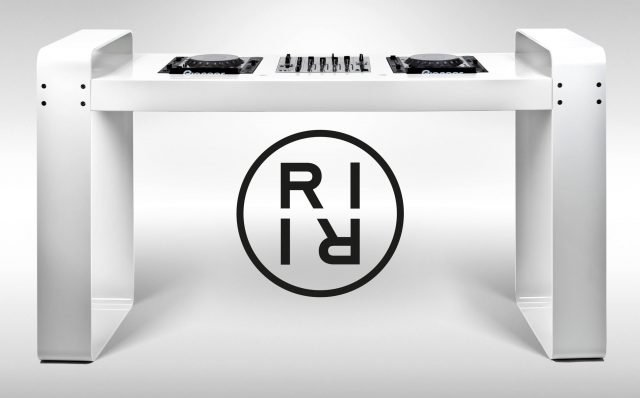 future DJ stand - Chris Marina